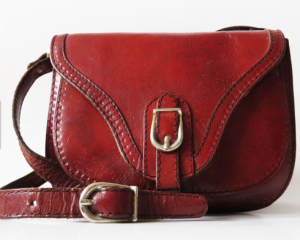 Marsala Saddlebag $44.00