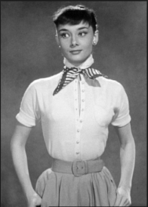 White_blouse_feat_Audrey_Hepburn_in_1950s