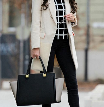 Straddle the Seasons with These 5 Black-&-White Outfits