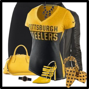 Get Glam with These 6 Girly NFL Game-Day Outfits