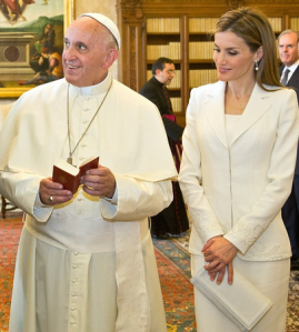Queen_Letitzia_of_Spain__meets_Pope_Francis