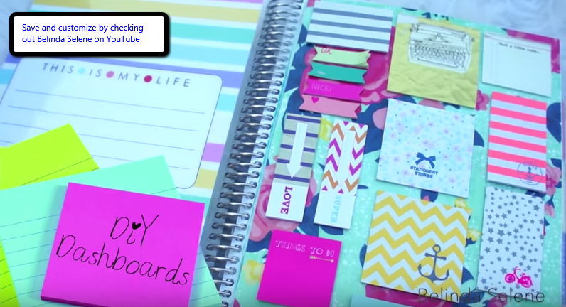 image relating to Diy Planner Organizer named 5 Planner Products for the Organizer Junkie It-Female Requirements